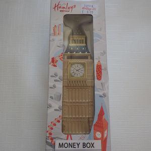 Hamley's Piggy Bank Big Ben London Coin Bank
